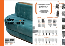 Finitions Banquettes
